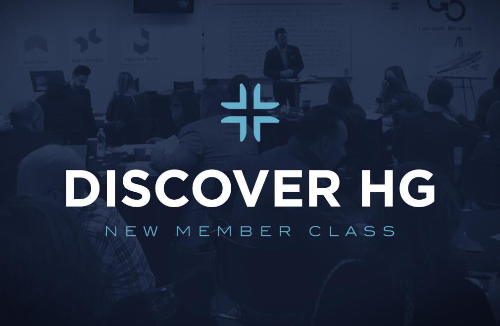 Discover HG