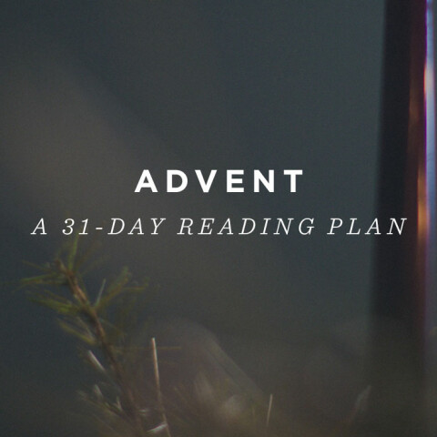 Advent: A 31-Day Reading Plan