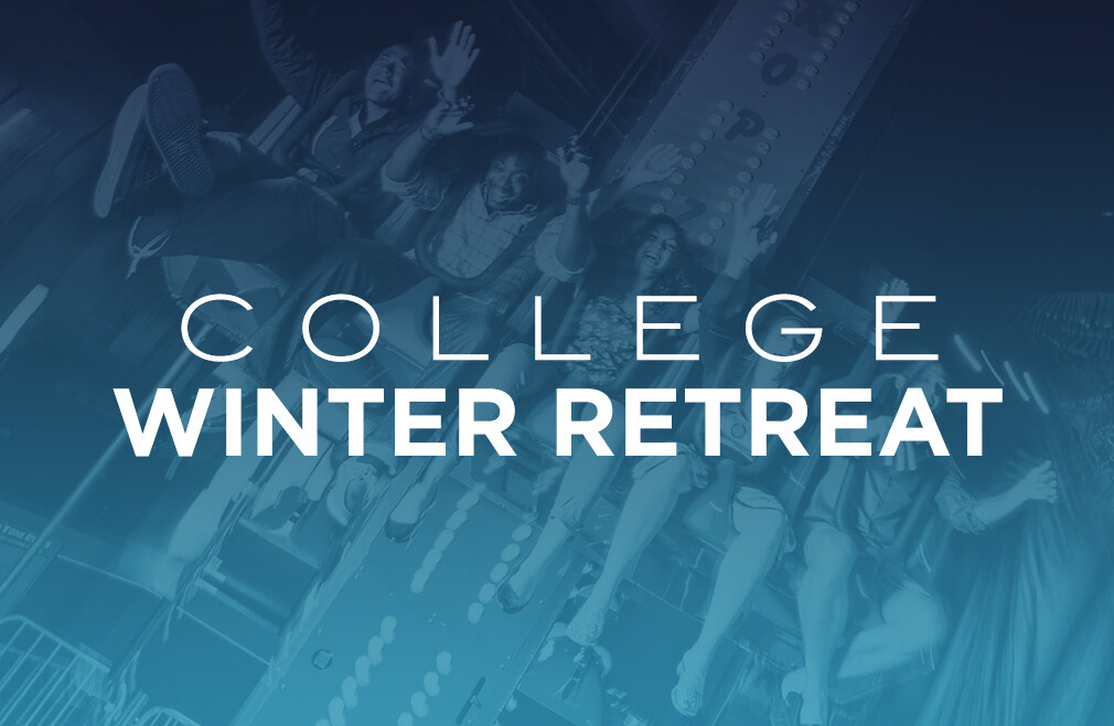 College Winter Retreat