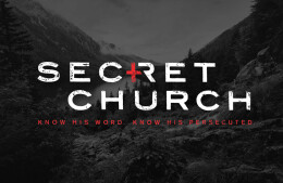 Secret Church 19: Prayer, Fasting, and the Pursuit of God