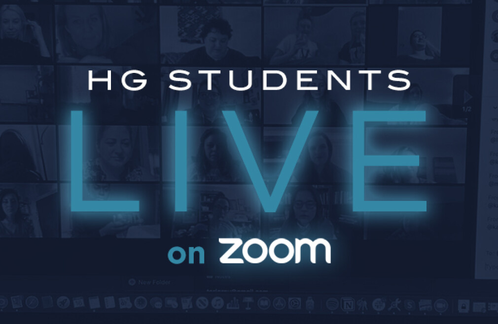 Live on Zoom