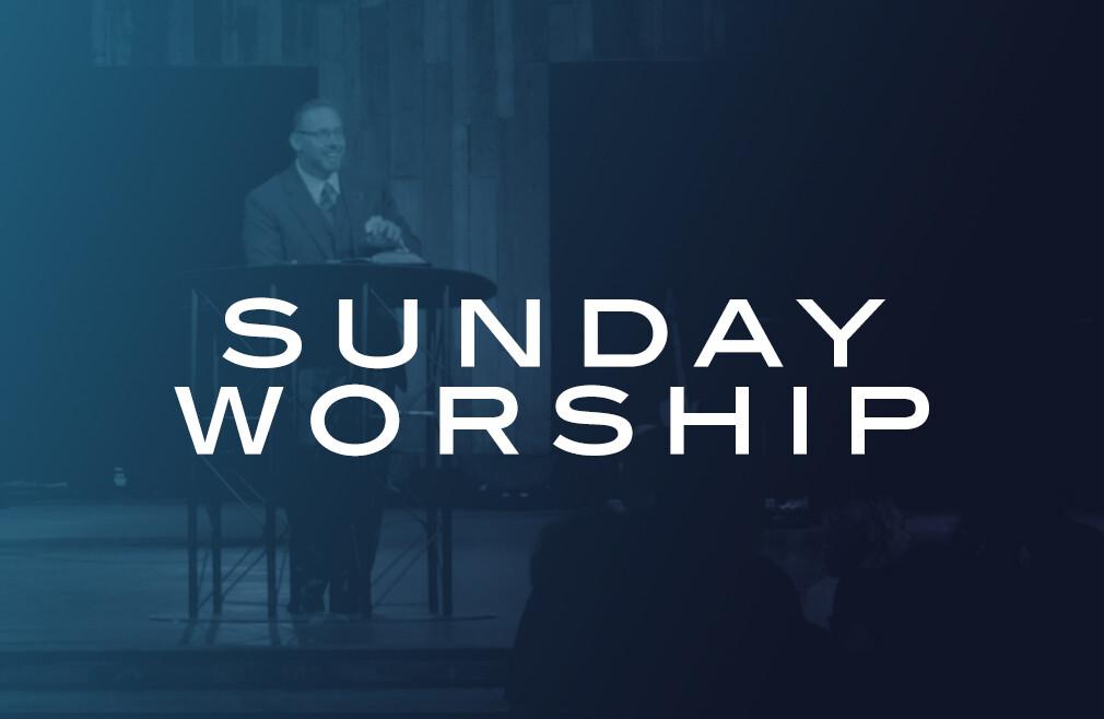 8 AM Worship
