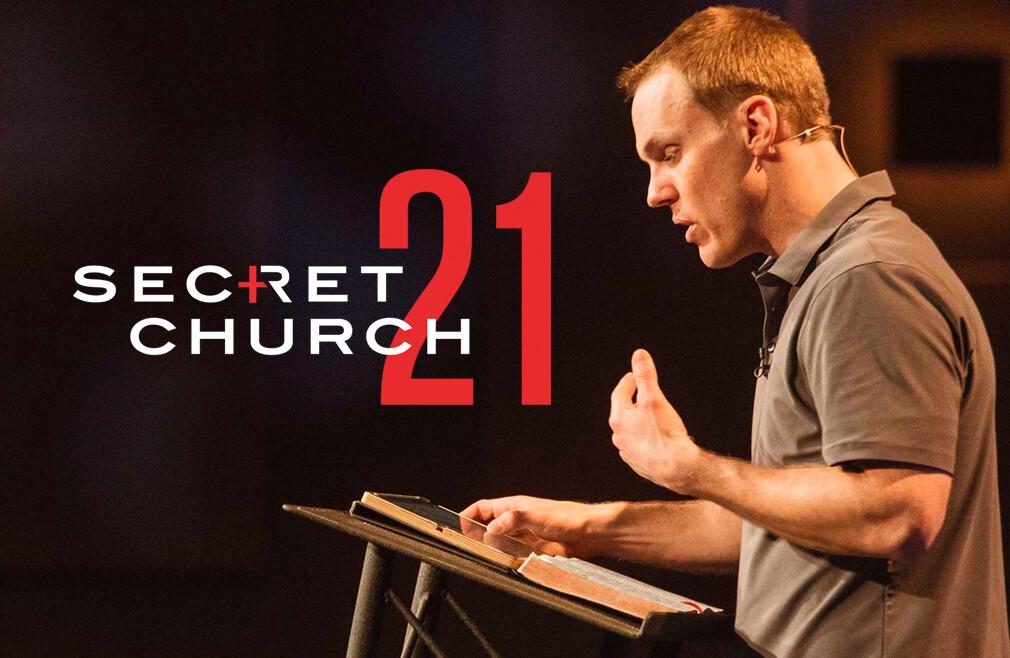 Secret Church 2021 Simulcast