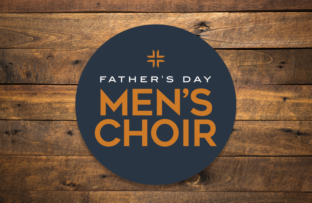 Father's Day Men's Choir