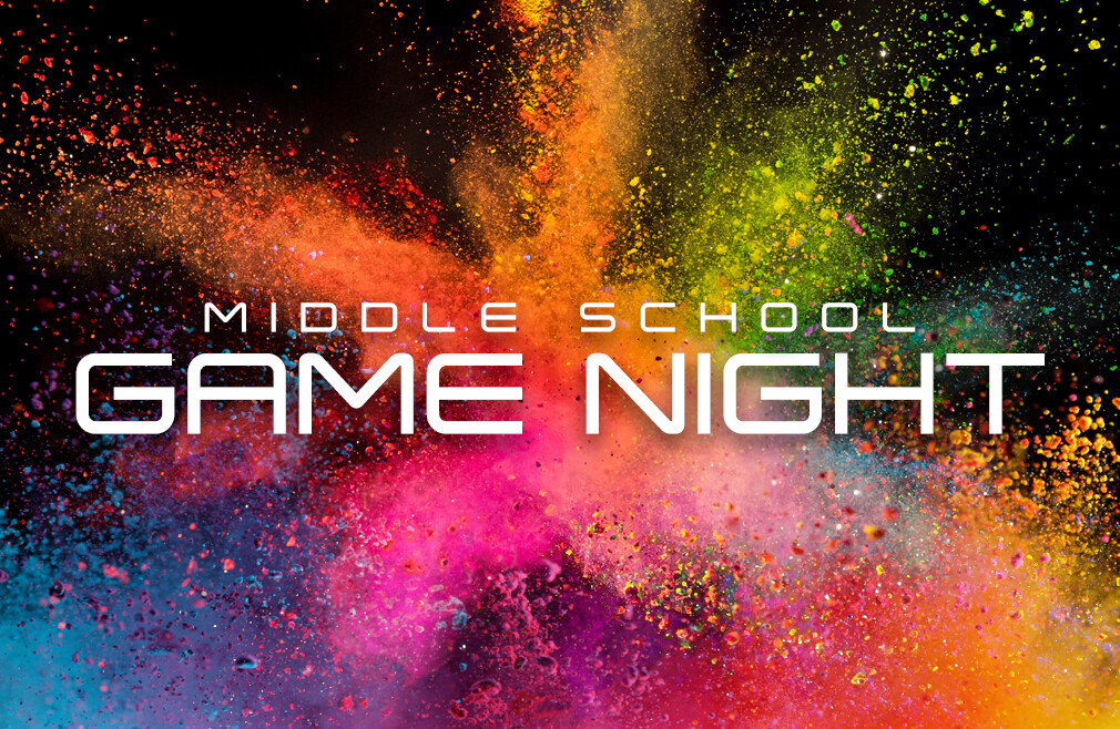 Middle School Game Night